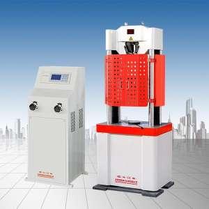 WE-1000-1000KN数显液压万能试验机