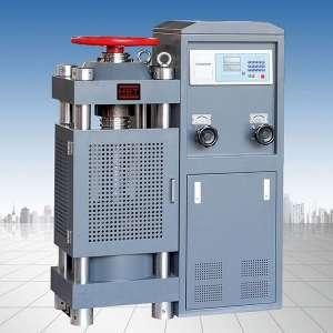 YES-1000烧结砖压力试验机