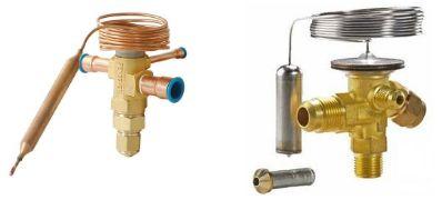 高低温冲击试验箱膨胀阀的安装和调试